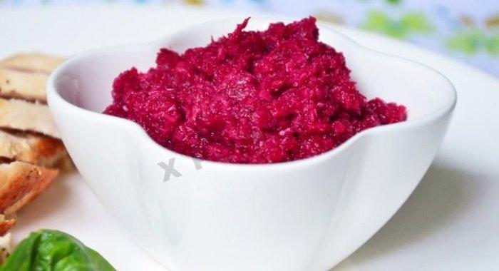 Простой Рецепт Хрена со свеклой на зиму домашние заготовки пошагово с фото, рецепт домашней кухни