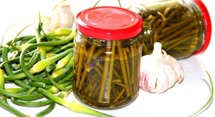Маринованный чеснок со свеклой рецепт фото