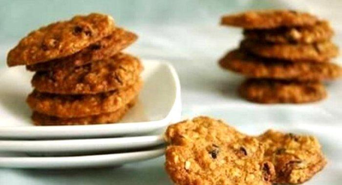 Диетическое овсяное печенье пошаговый рецепт с фото