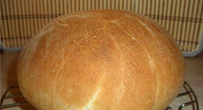 Хлеб без дрожжей в мультиварке рецепты с фото пошагово