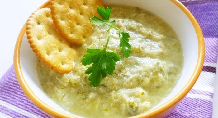 Куриный суп пюре рецепт с пошаговый