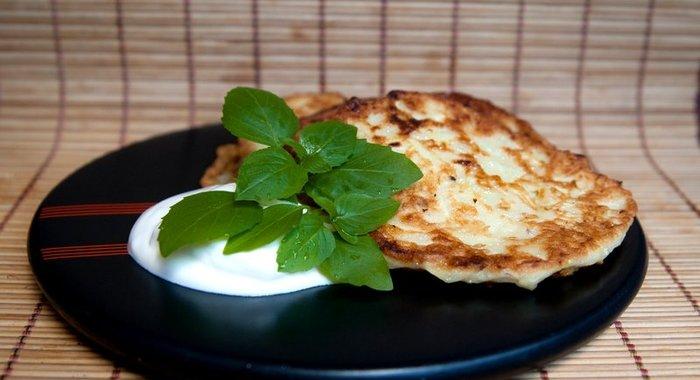 Оладьи из кабачков рецепт классические