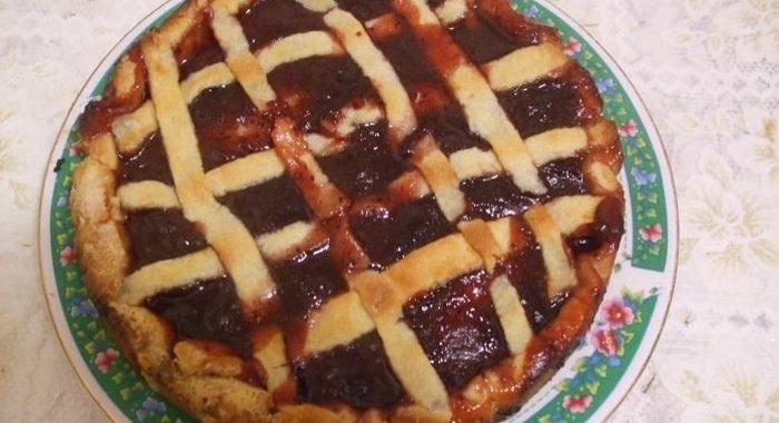 Пирог с повидлом рецепты простые в домашних условиях