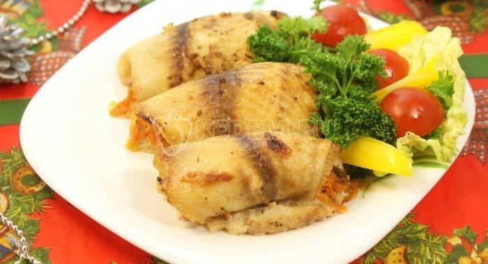 блюда из филе тилапии изготовленная полиграфия