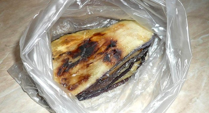 Баклажаны жареные на зиму рецепт пошаговый