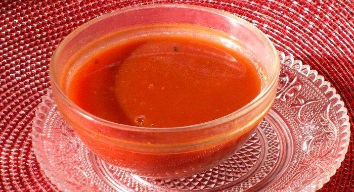 Фруктовые соусы к мясу рецепты