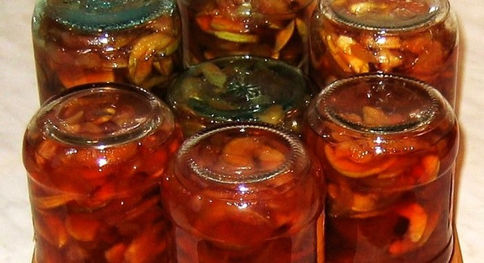 Варенье яблочное прозрачное рецепт