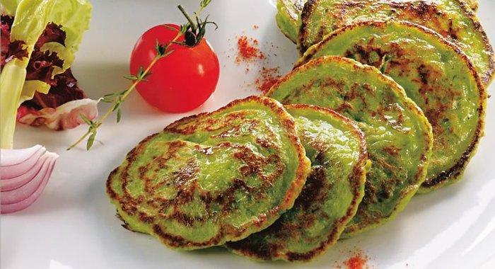 овощные оладьи фото рецепт