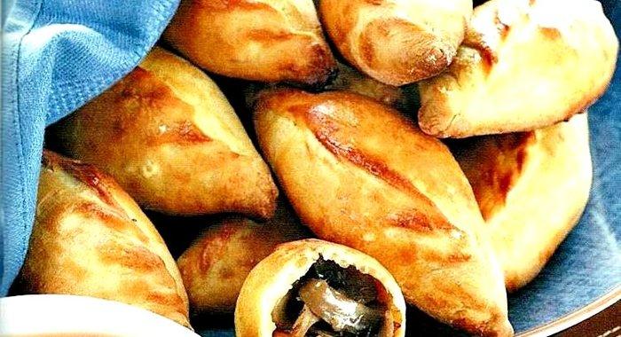 Рецепты теста на пирожки с пошаговым фото