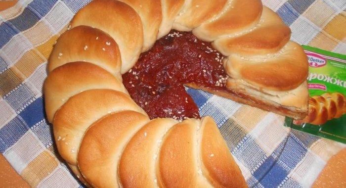 Рецепт тыквенного пирога пошагово простой