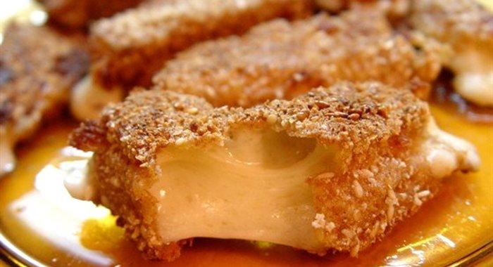 Сыр в панировке рецепт с фото пошагово