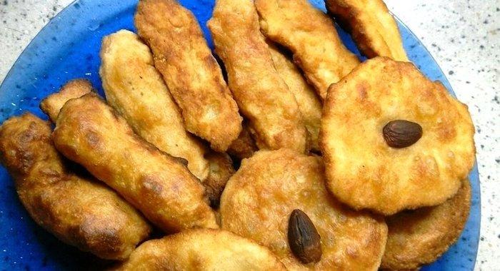 Простой рецепт печенья манкой