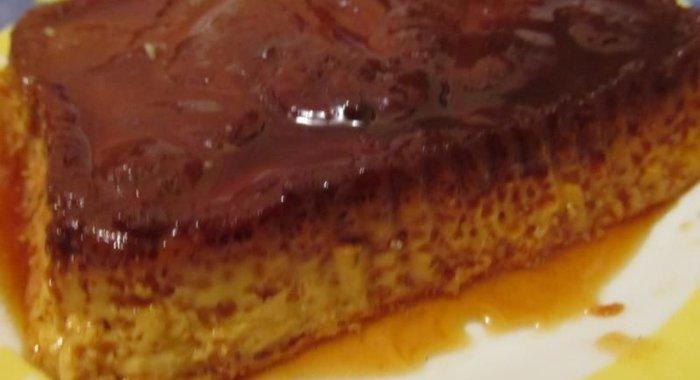Крем-карамель рецепт с пошагово в