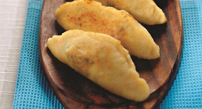 Пирожки с картошкой рецепты простые в домашних условиях
