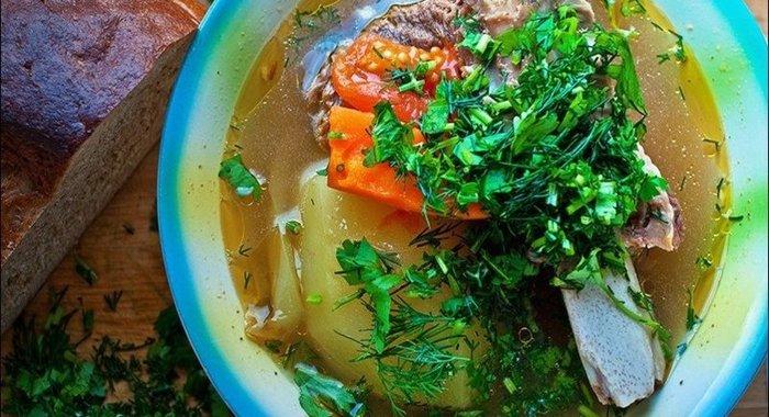 Приготовить шурпу из говядины пошаговый рецепт с