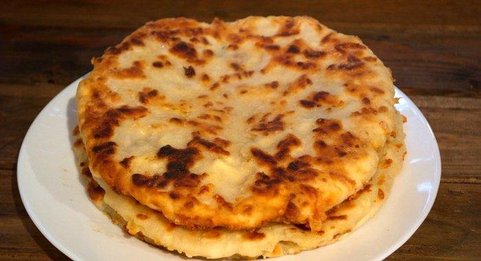 Пирог на кефире рецепты с курицей и сыром