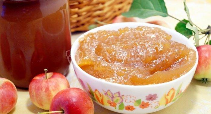 яблочное повидло рецепт мультиварка