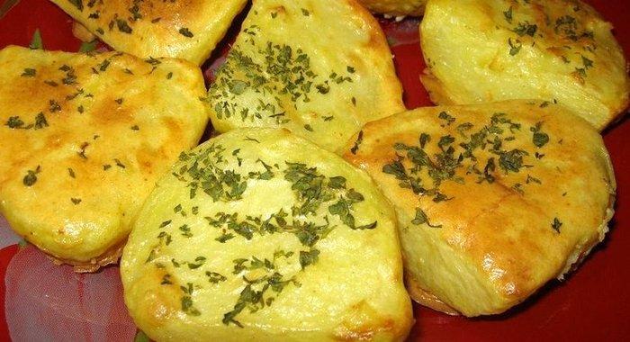 Картошка с майонезом в микроволновке рецепты