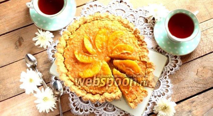 Апельсиновый пирог рецепт пошагово в духовке