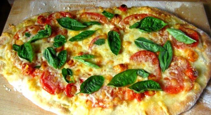 Пицца по домашнему пошаговое рецепт