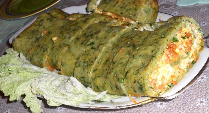 Блюда из кабачков с пошаговыми
