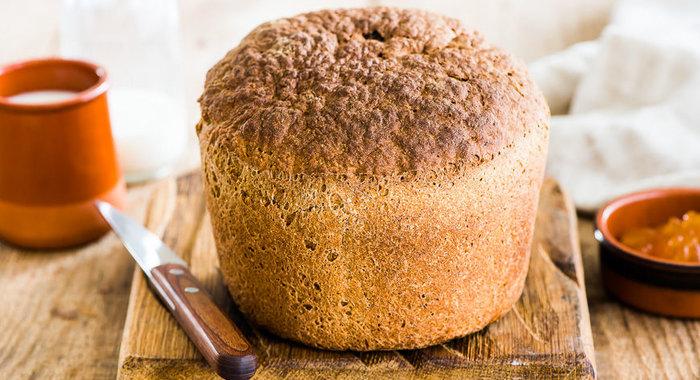 Вкусный хлеб дома