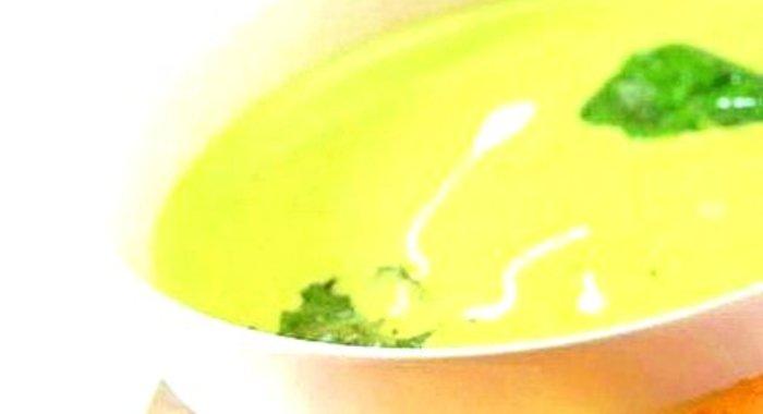 Крем суп пошагово с