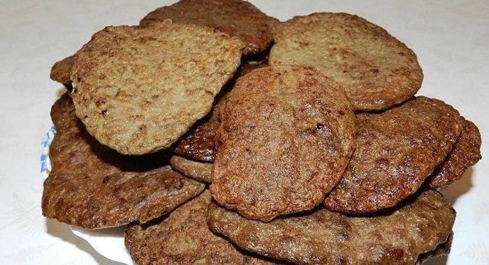 Рецепты оладьи из печени пошагово