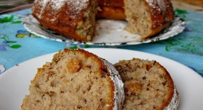 Кекс со сметаной рецепт пошагово в духовке