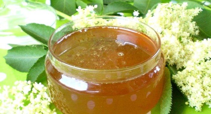 Как сделать мёд из бузины