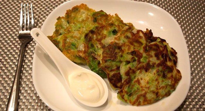 Оладьи из кабачков диетические рецепт пошагово