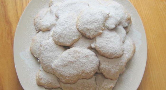 Печенье простой с пошаговым фото