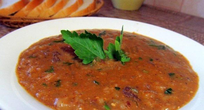 Суп харчо в мультиварке рецепт с пошагово в