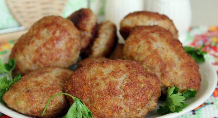 Котлеты из свинины сочные пошаговый рецепт с
