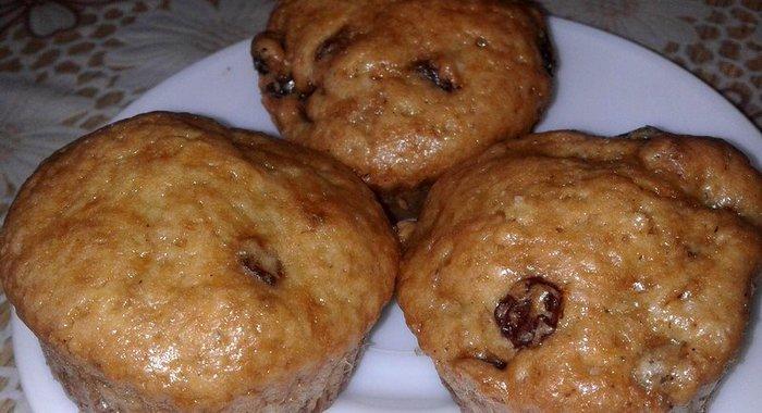 Рецепт с фото кекс с изюмом пошагово