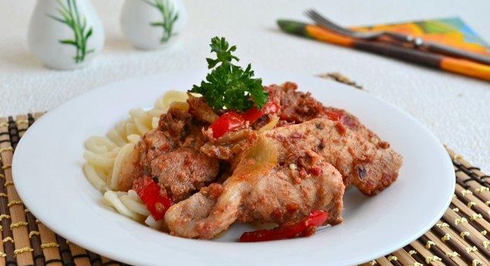 Простые но вкусныеы блюд из мяса