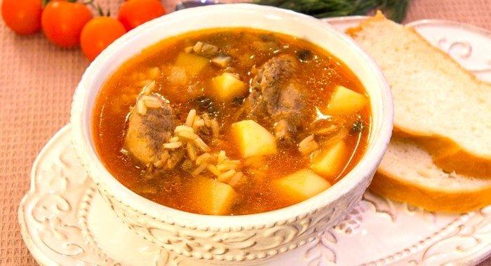 Суп утки рецепты простые фото