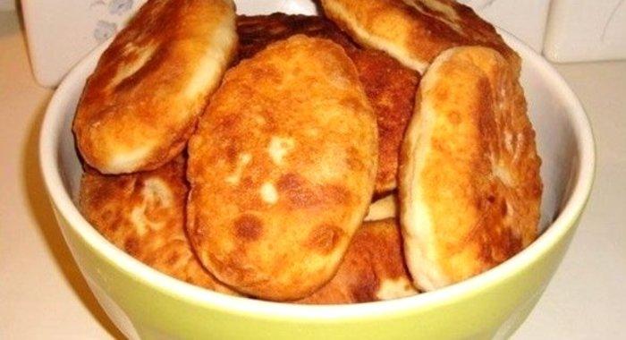 Как сделать пирожки с картошкой с