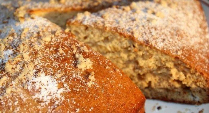 Пирог с медом рецепт с фото пошагово в духовке