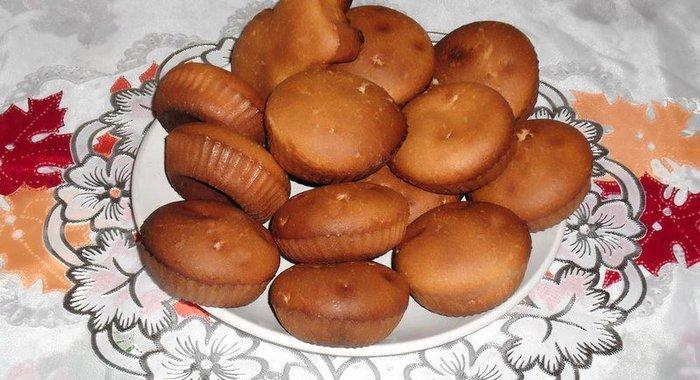 Кекс сметанный простой рецепт с пошагово
