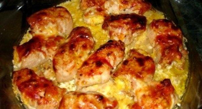 Рецепт из куриной печени в домашних условиях рецепт