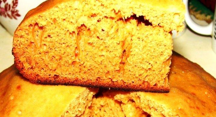 пирог с медом простой рецепт с фото