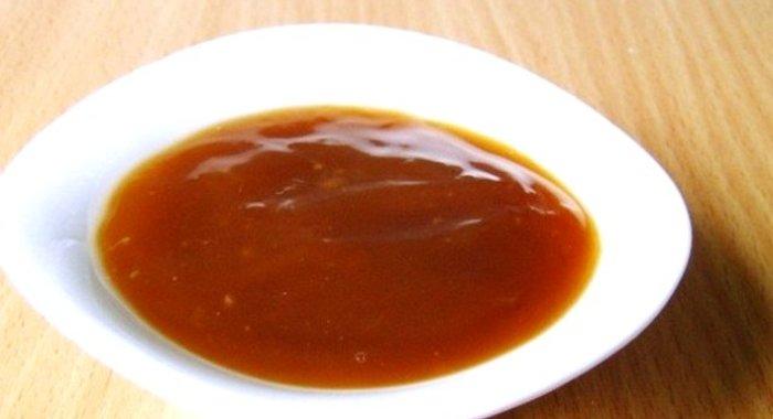 Как сделать китайский сладкий соус