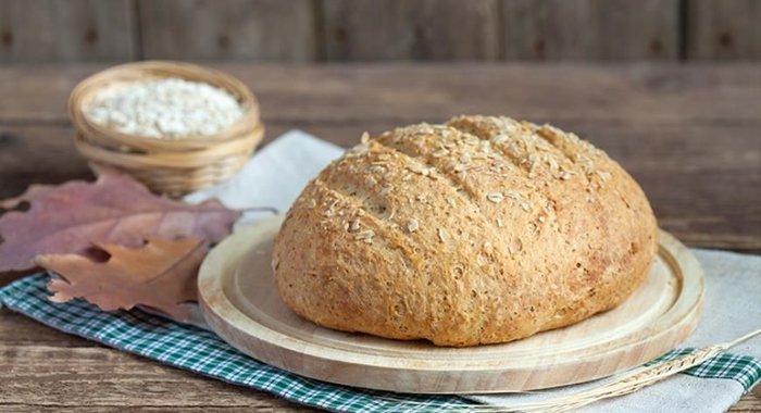 Хлеб овсяный рецепты с фото