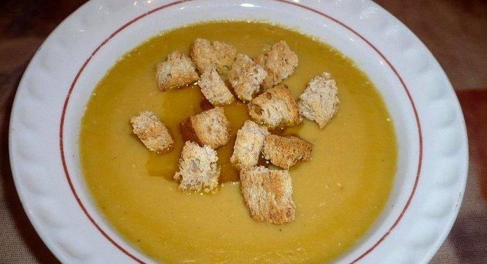 Постный суп рецепт с фото пошагово