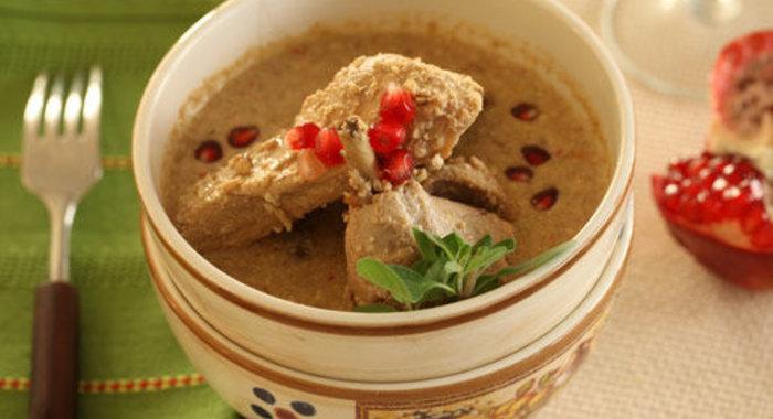 Сациви из индейки рецепт с пошагово