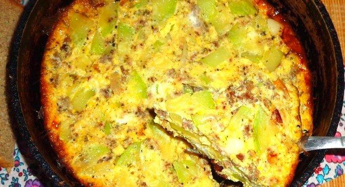 Рецепты из кабачков пошаговые