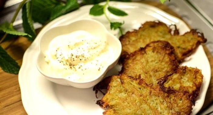 Картофельные блины рецепт с фото