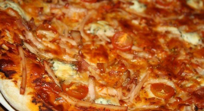 рецепт пиццы дрожжах фото