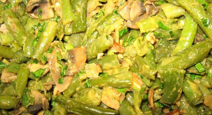 Вегетарианские блюда из фасоли рецепты с фото